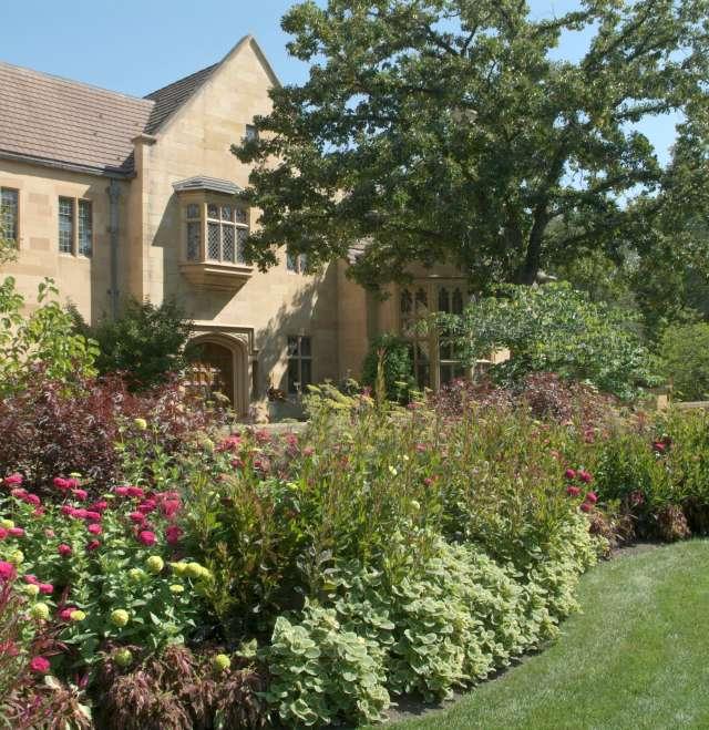 Paine Art Center Gardens