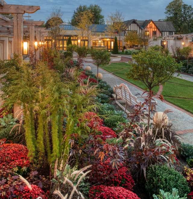 Paine Formal Garden
