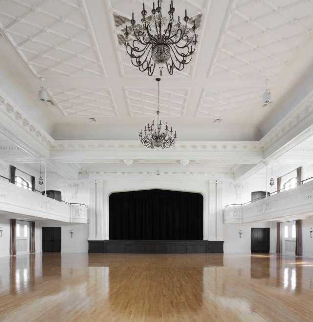The Howard Main Hall