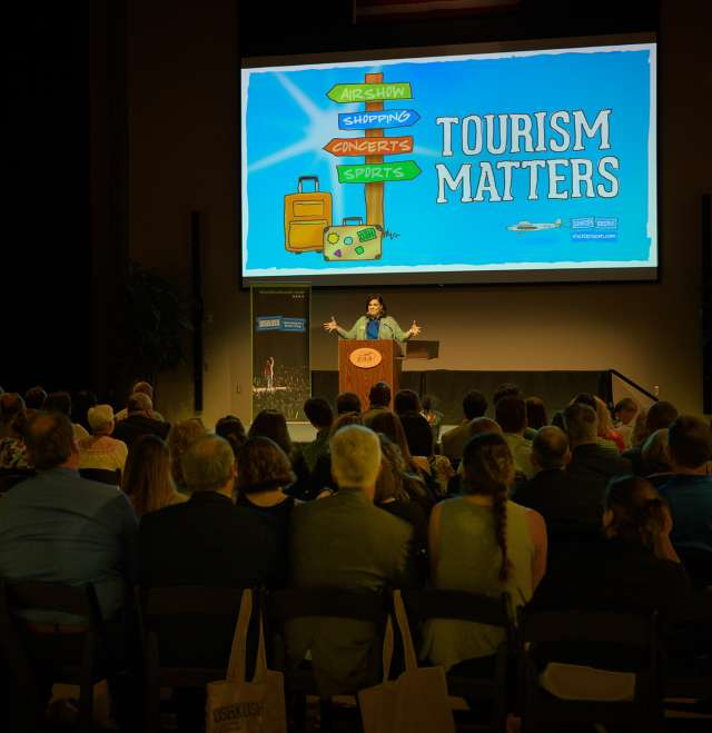 Oshkosh Tourism Celebration