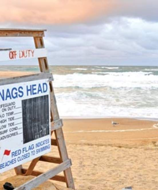 Tips For Staying Safe At The Beaches On The Outer Banks