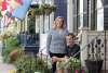 Marty & Carmel Etzel of Flag House Inn in Annapolis, MD