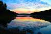Enjoy A Sunset in the Pocono Mountains