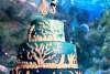 Wedding cake at the Aquarium