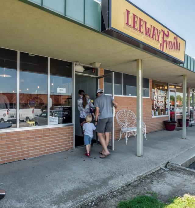 Leeway Franks in Lawrence Kansas