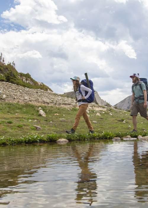 Hiking / Backpacking Snowy Range Wyoming