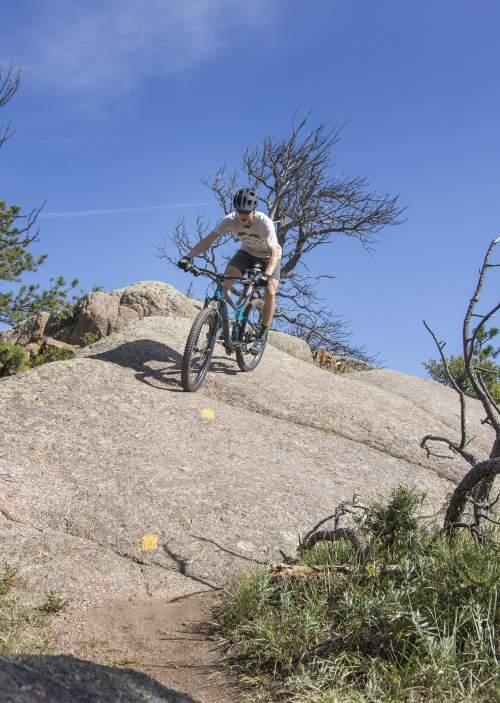 Curt Gowdy State Park Mountain Biking