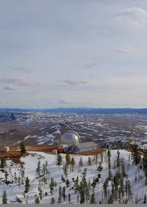 Jelm Mountain Observatory Laramie Wyoming