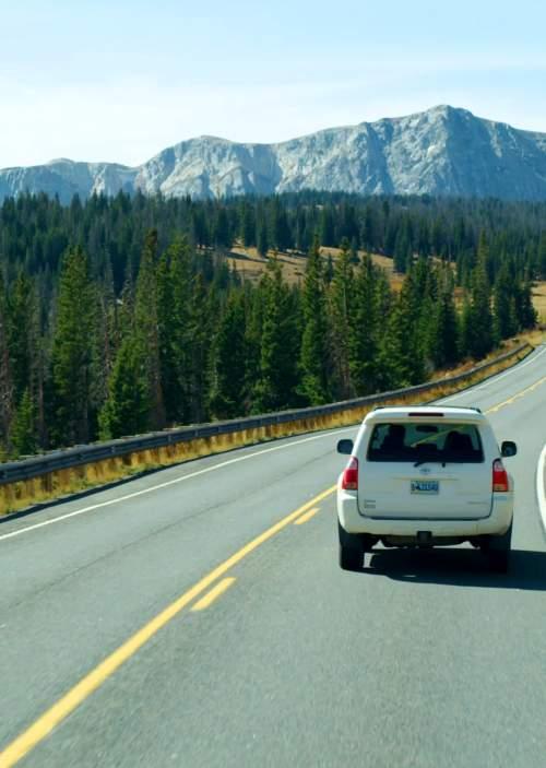 Road Trips Laramie Wyoming