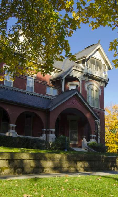 Haunted Atchison Mansion