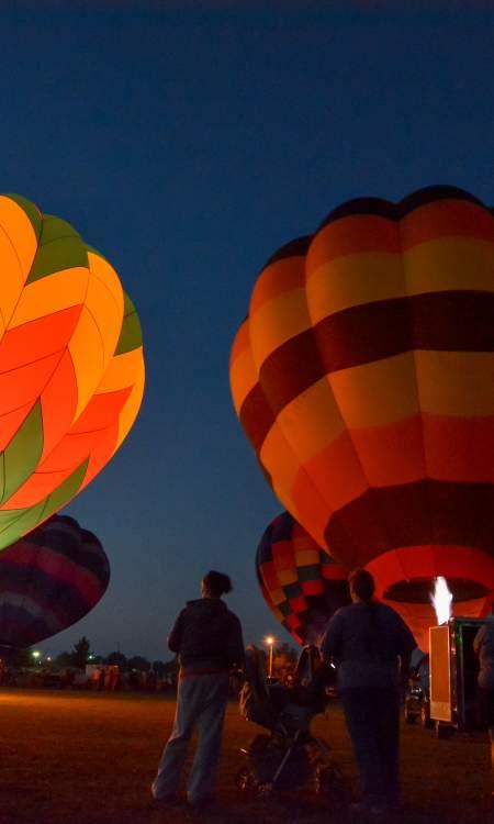 Columbus Balloon Rally