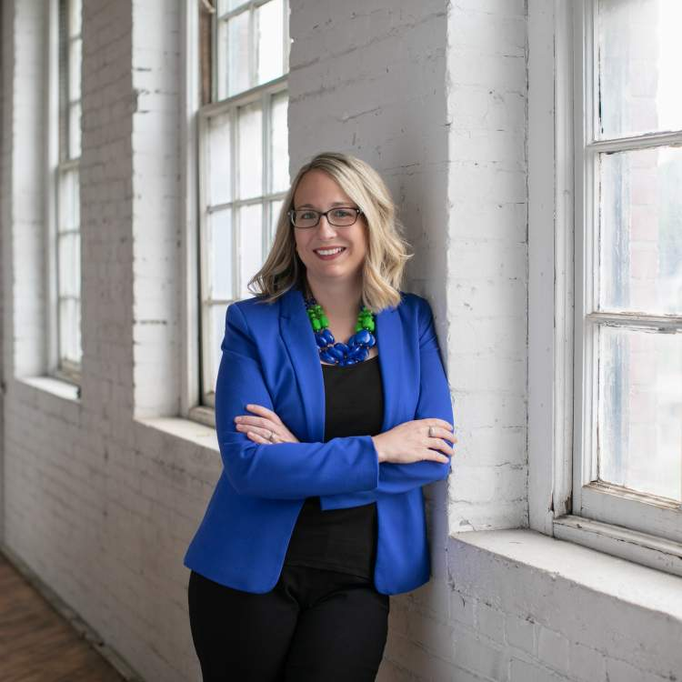 Kelsey Helstowski, National Sales Manager at Experience Grand Rapids, 2019.
