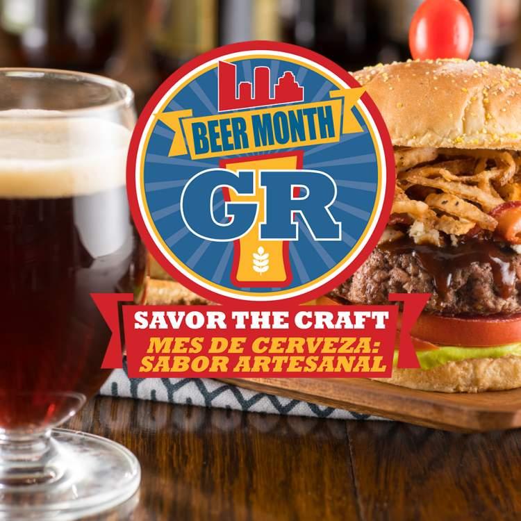 Beer Month GR   Feb 15 - Mar 15