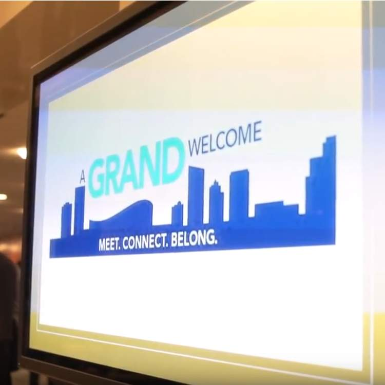 Grand Welcome Event 2017