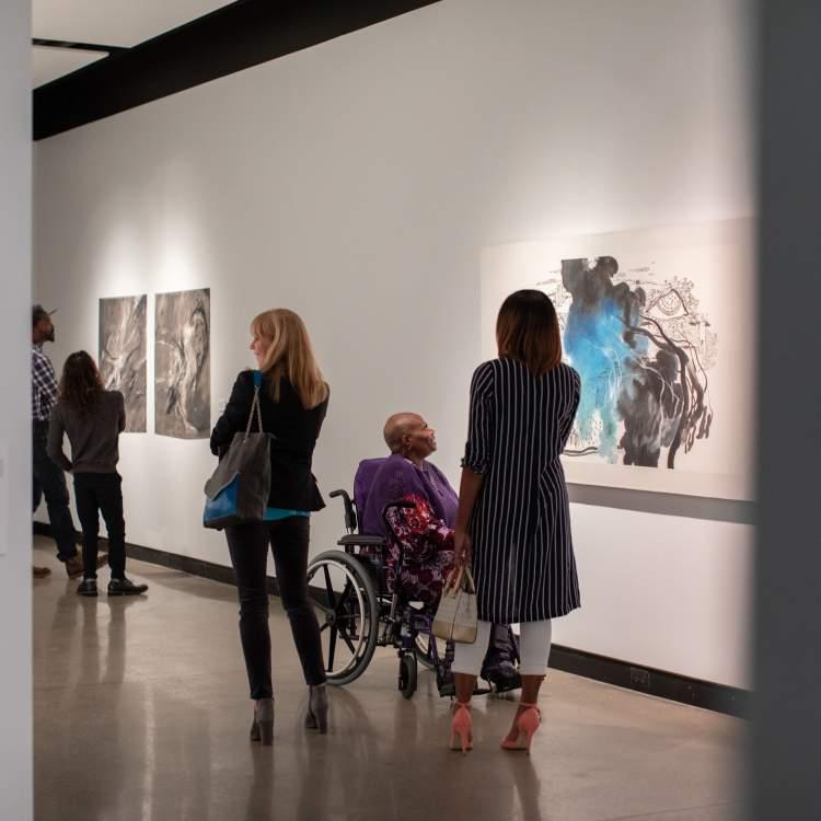 Urban Institute of Contemporary Arts - Artwork: Anne Schierbeek & Hauming Wang