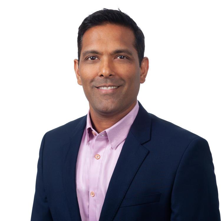Headshot for 2021 Visit Orlando Board of Director Atish Shah
