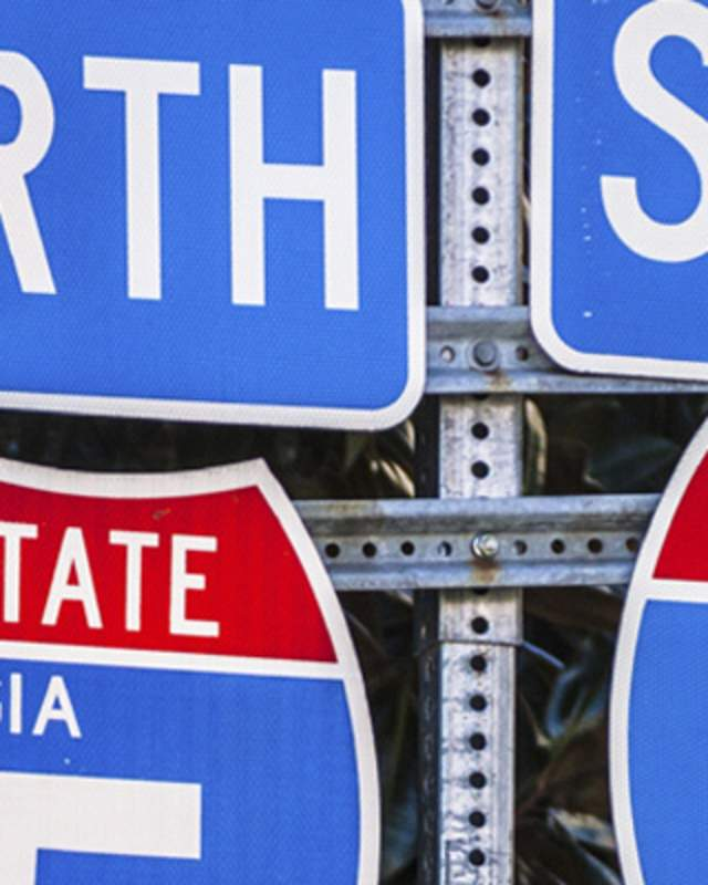 Highway Signs 1
