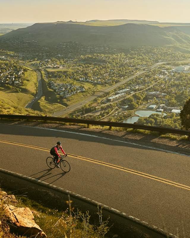 Road Biking Lookout Mountain