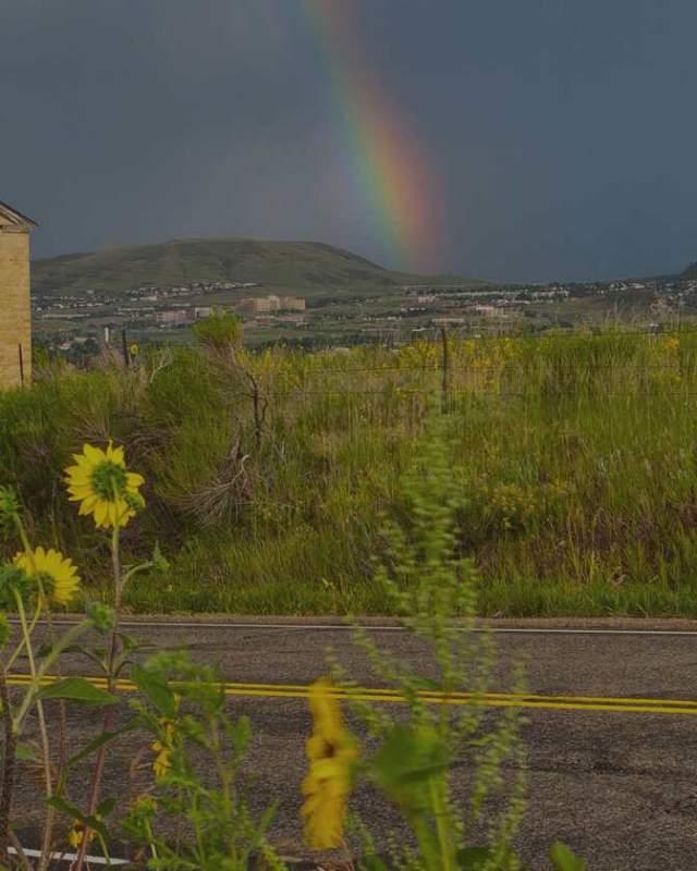 Geocaching Rainbow
