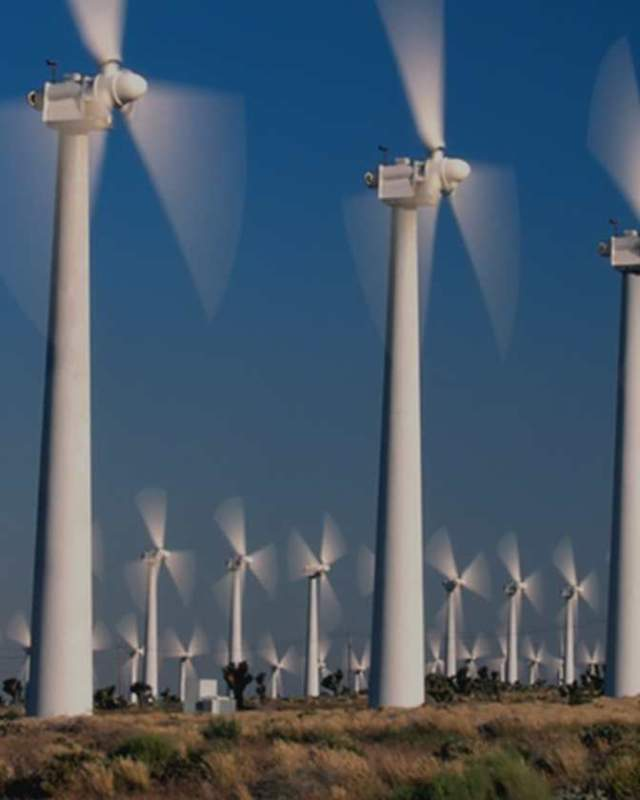 NREL Windmills