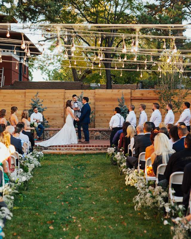 Foothills Art Center Weddings