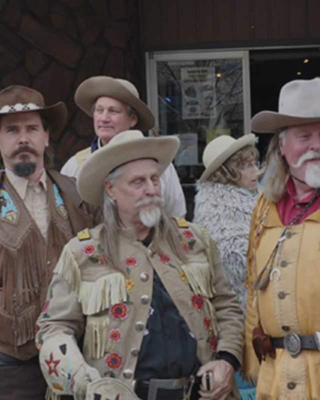 Buffalo Bill Days