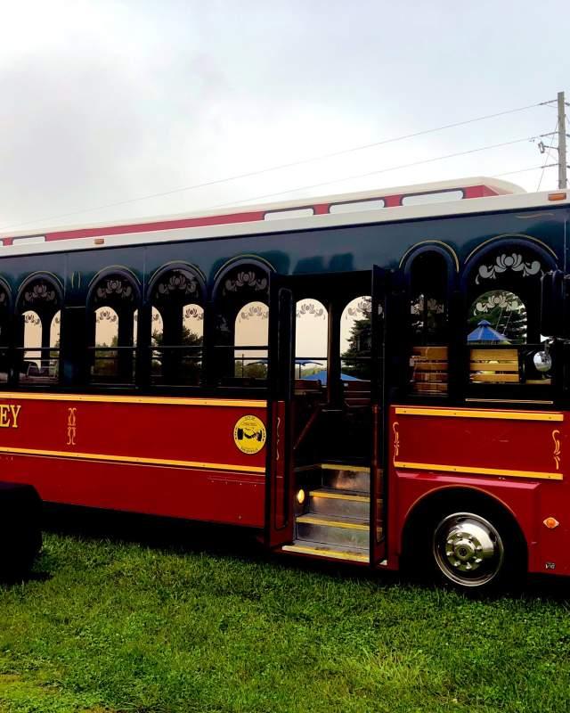 ShelbyKY Trolley