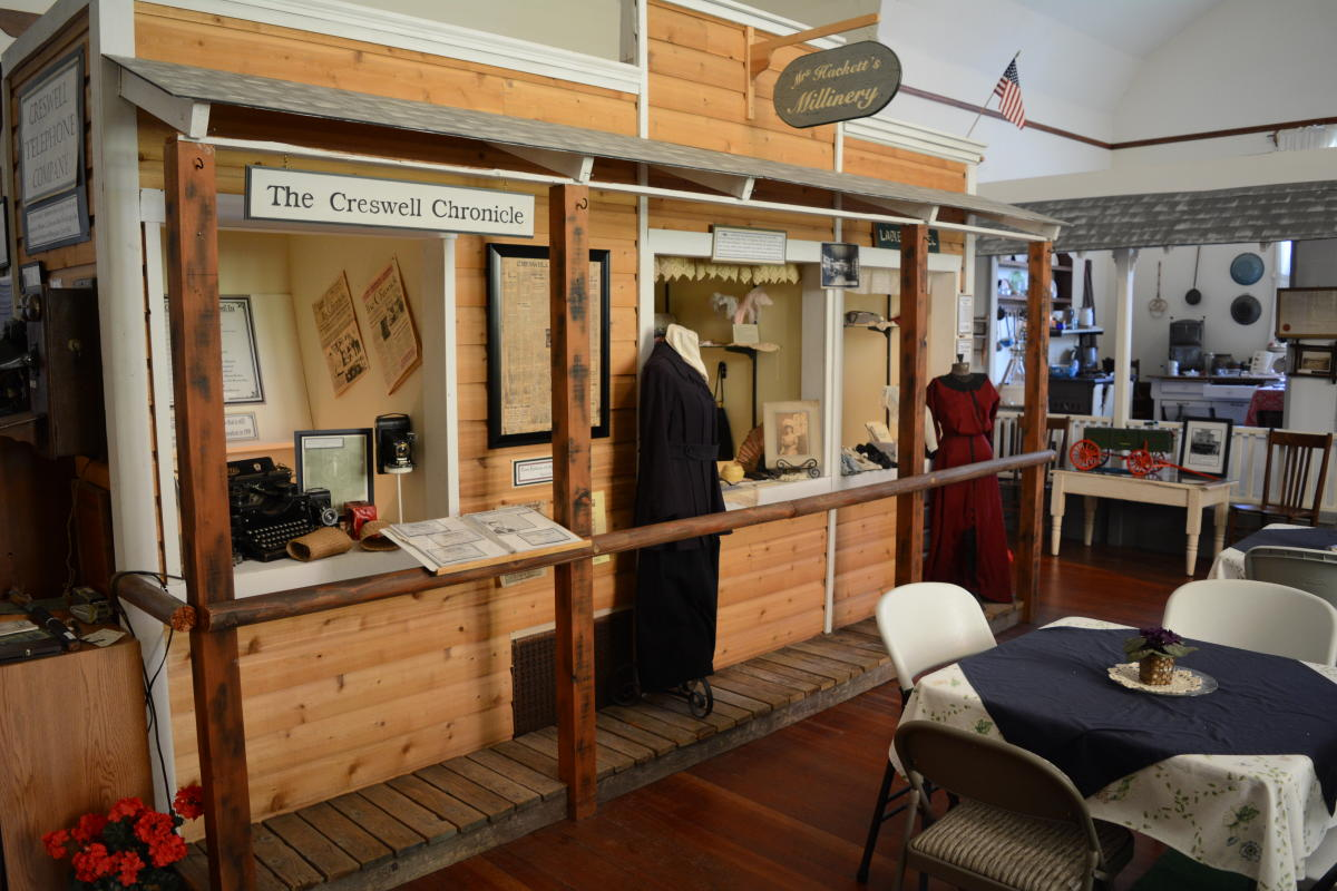 Creswell Historical Museum