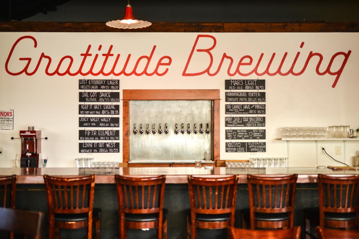 Gratitude Brewing