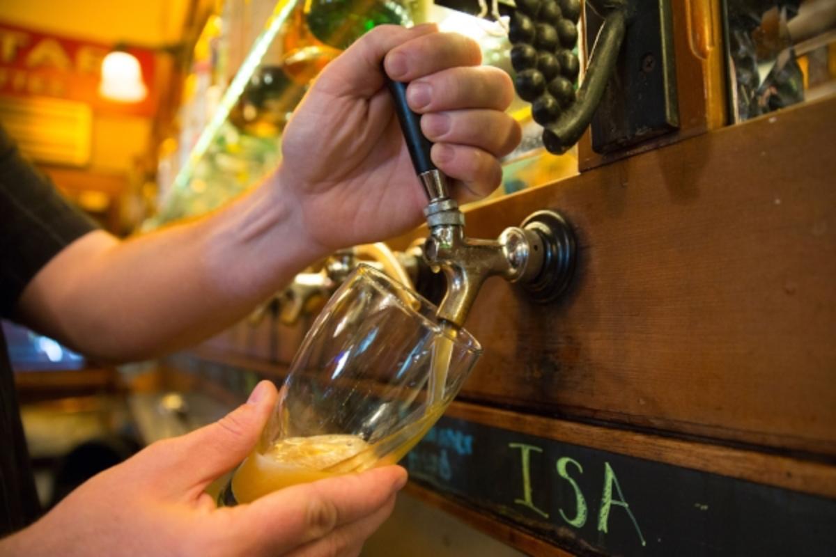 McMenamins High Street Craft Beer by Kathleen Nyberg