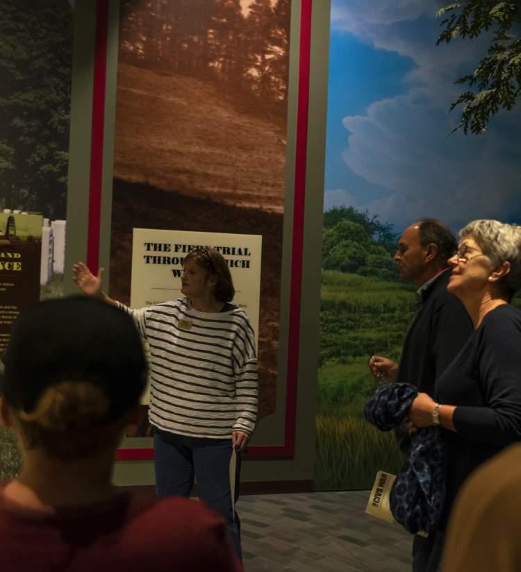 Civil War Museum Tour