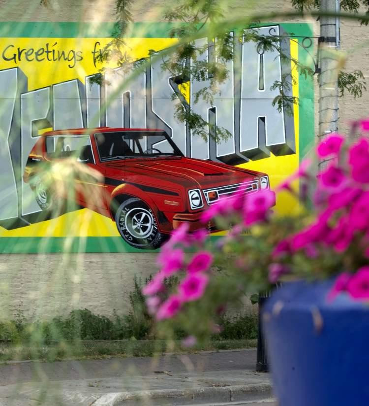 Gremlin Mural - Downtown
