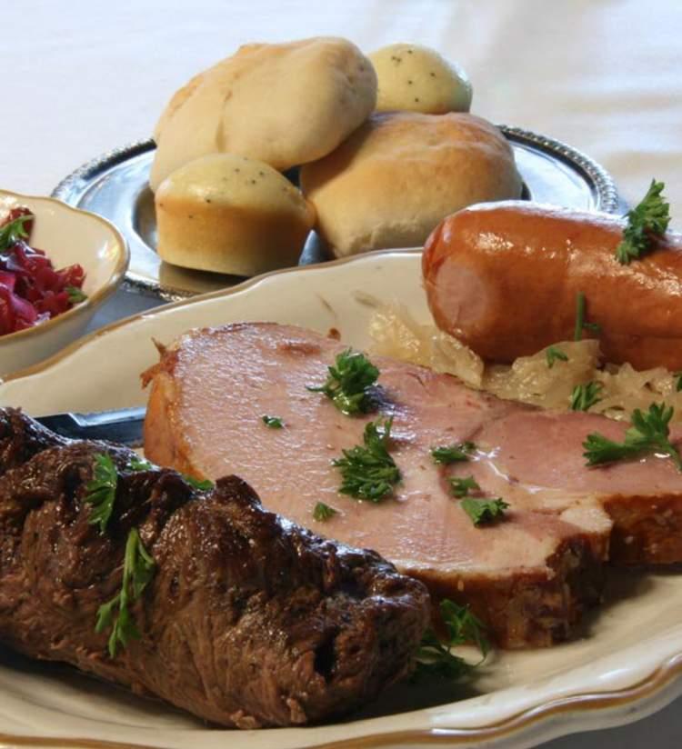 House of Gerhard - German food