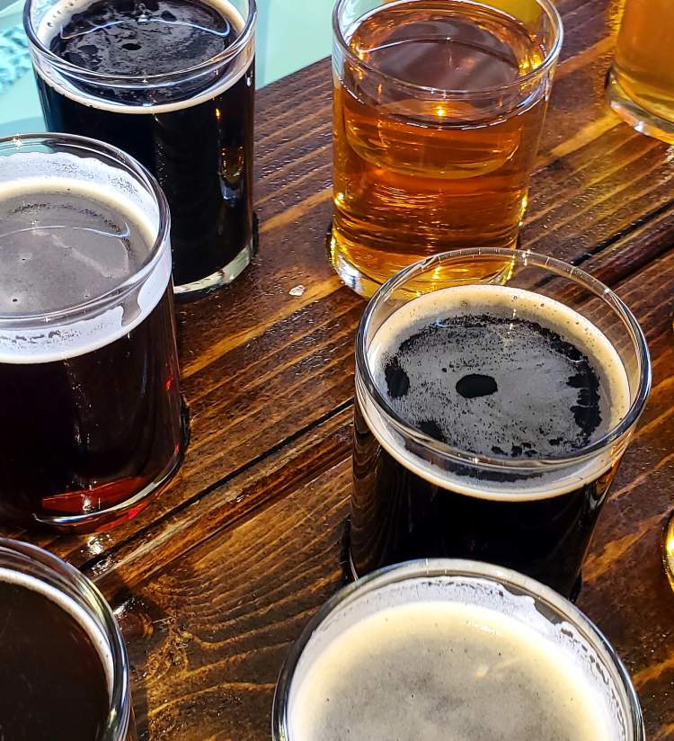 PUBLIC - Beer Flight