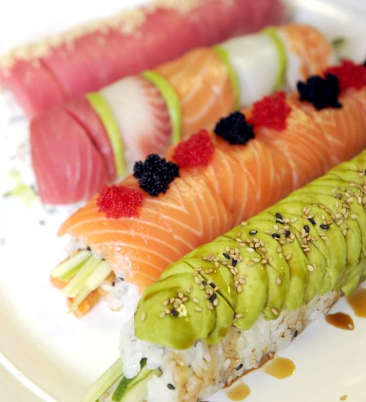 Soons - Sushi Platter
