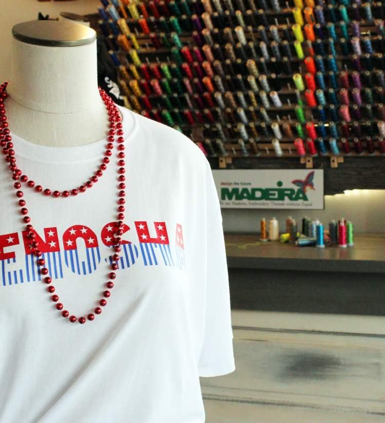 Kenosha t-shirt