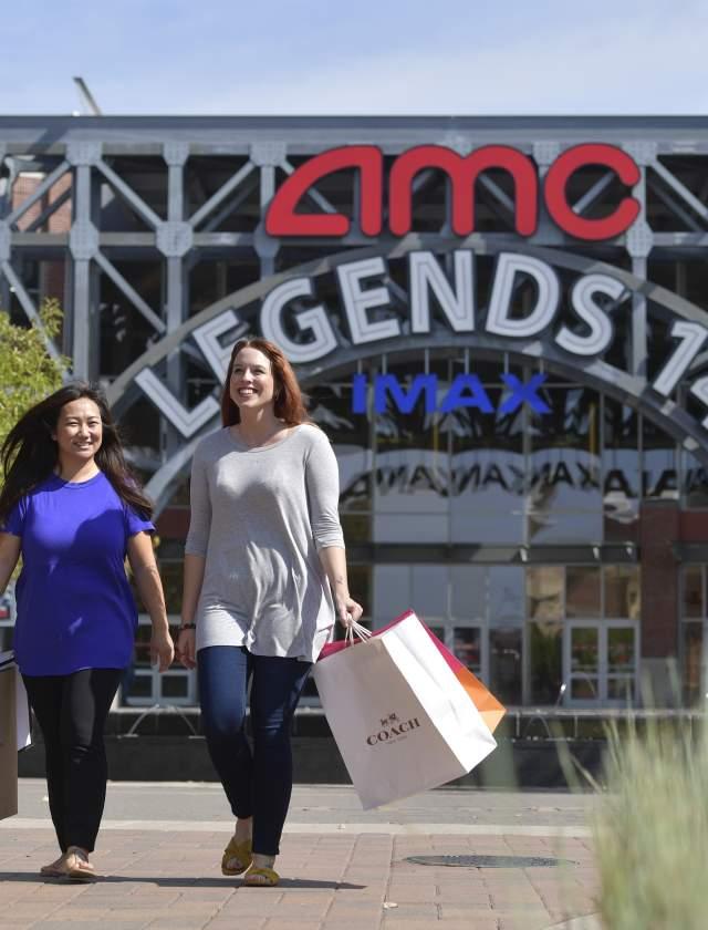 Legends Outlets Kansas City