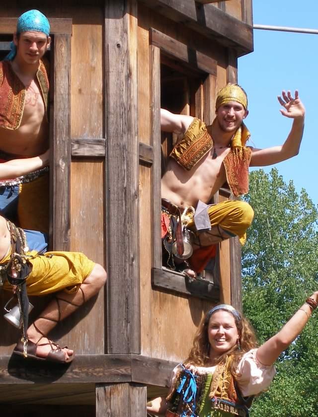kc renaissance festival entertainment