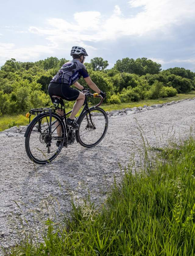 Levee Trail