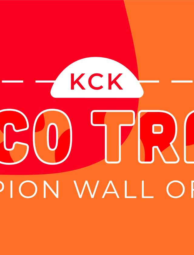 KCK Taco Trail Wall of Fame