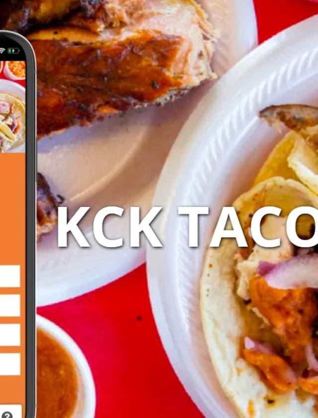 KCK Taco Trail hero image