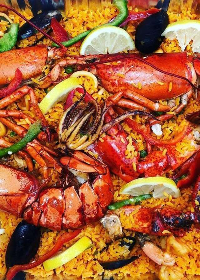 Carribean Eats - Villa Verde