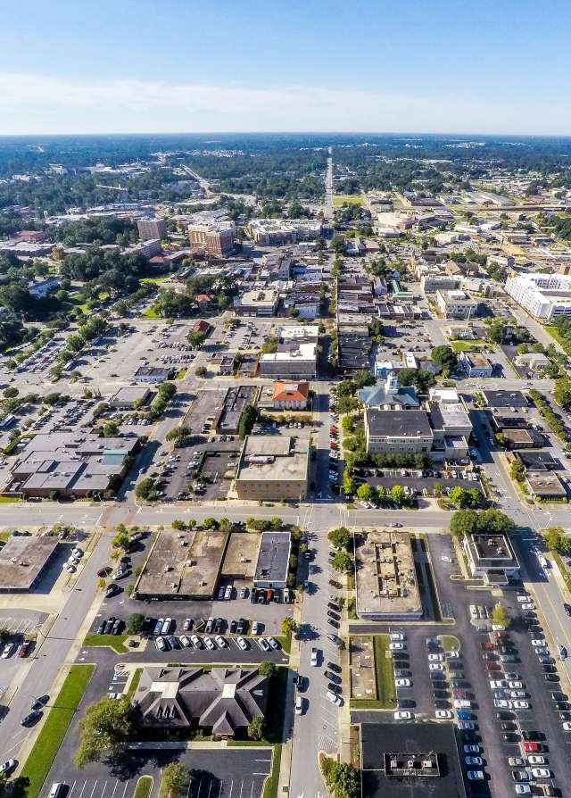 City of Greenville Aerial