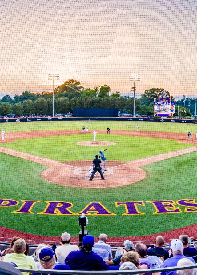 ECU Baseball NCAA Regionals