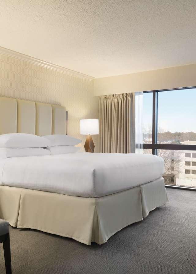 Hilton Greenville - 1 King Bed Junior Suite