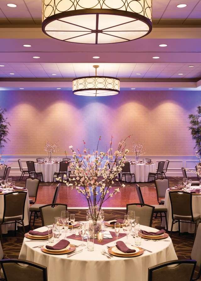 Hilton Greenville - Carolina Ballroom