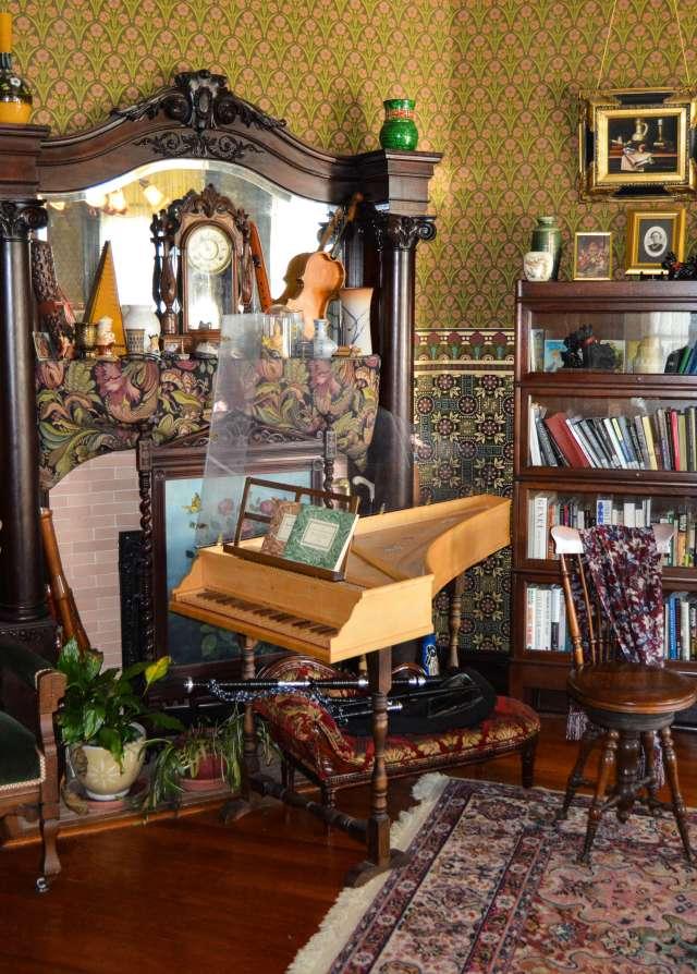 Music House Interior