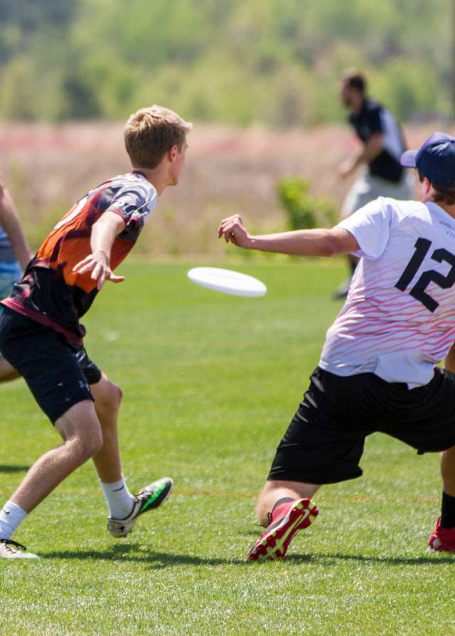 NRC Ultimate Frisbee