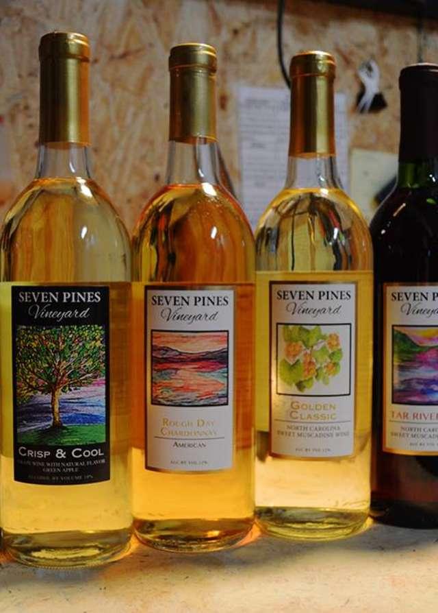 Seven Pines Wines