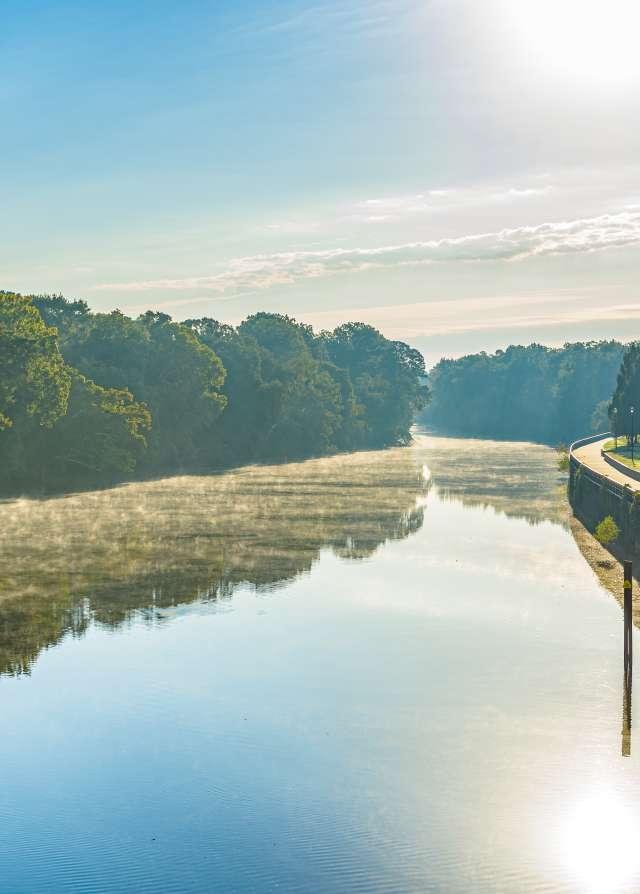 Tar River Aerial
